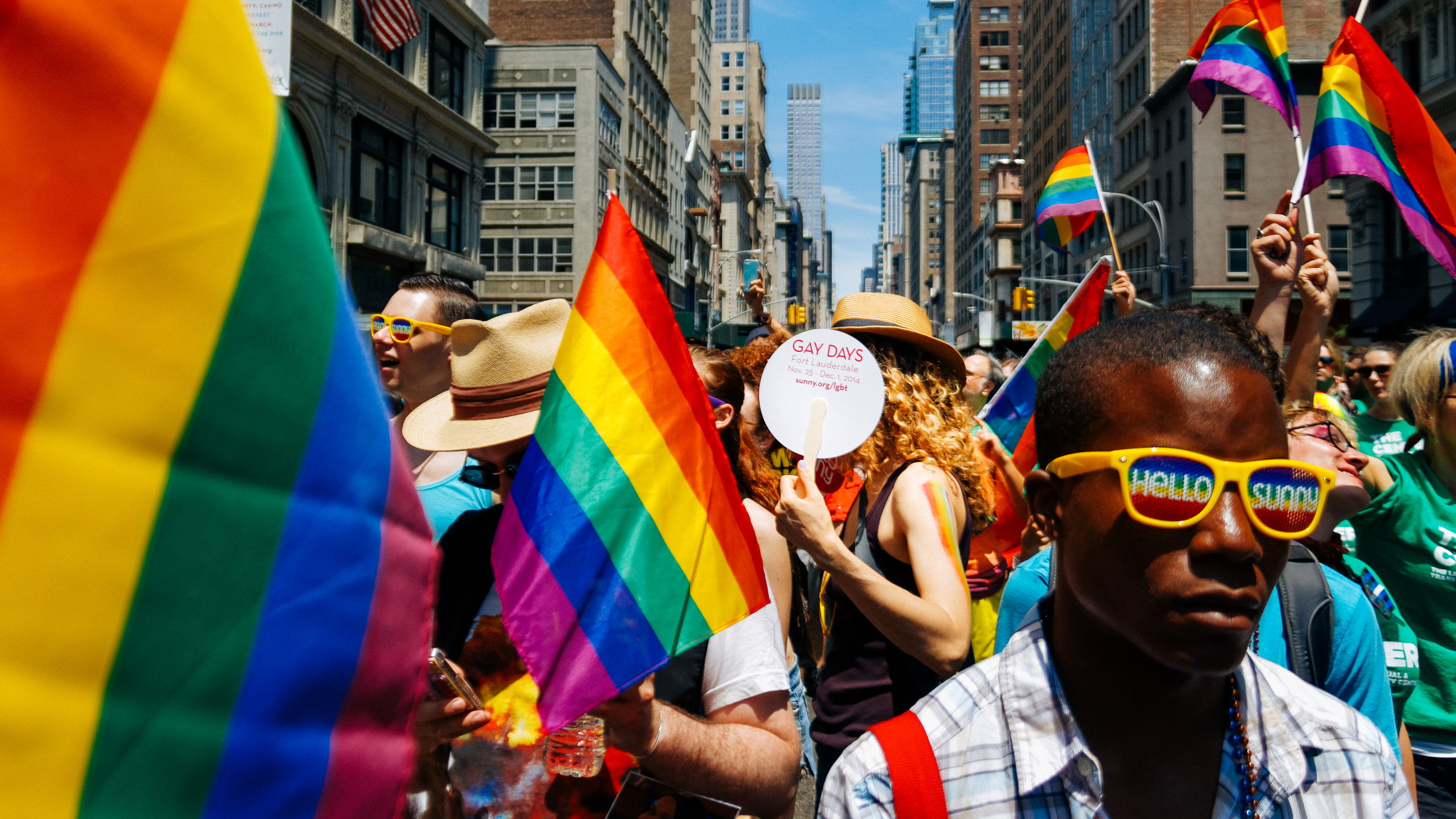 2014 New York Pride March