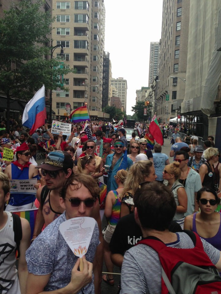 New York Pride March